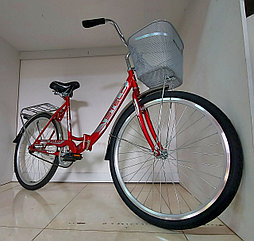 Складной велосипед Stels Pilot 810 26 колеса. Kaspi RED. Рассрочка.