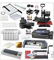 Комплект оборудование для фотосалона и полиграфии (бизнес по оказанию услуг))