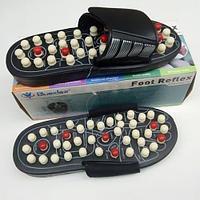 Рефлекторные массажные тапочки Foot Reflex