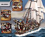 Конструктор аналог лего lego 10210 пираты карибского моря Корабль Имперский флагман 22001/19003 Imperial Flags, фото 5
