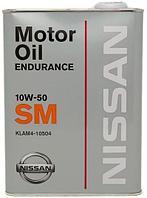 Nissan Endurance GT-R Special 10W-50 4L KLAM4-10504