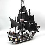Конструктор аналог лего LEGO Pirates of the Caribbean 4184 King Пираты Черная жемчужина 16006, фото 3