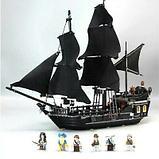 Конструктор аналог лего LEGO Pirates of the Caribbean 4184 King Пираты Черная жемчужина 16006, фото 5
