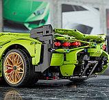 Конструктор Lamborghini Sian FKP 37 – аналог лего Lego 42115, King 81996, фото 5