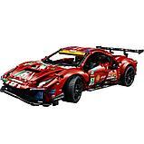 """Конструктор Аналог Лего Техник LEGO 42125 Ferrari 488 GTE """"AF Corse #51 KING 40031 феррари, фото 2"""