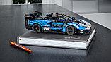 Конструктор аналог Лего Техник 42123 Lego Technic Суперкар McLaren Senna GTR. KING 40030, фото 4