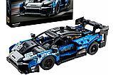 Конструктор аналог Лего Техник 42123 Lego Technic Суперкар McLaren Senna GTR. KING 40030, фото 5