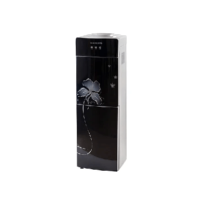 Напольный кулер для воды ALMACOM WD-SHE-7AF, черный