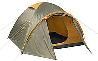 Палатка MUSSON-4 Helios зеленый-оранжевый HS-2366-4 GO