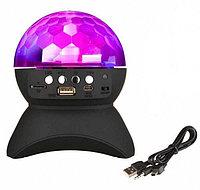 Мини диско-шар с MP3 плеером и FM радио
