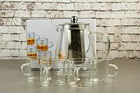 Чайно-кофейный сервиз на 4 персоны
