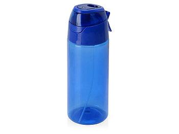 Спортивная бутылка с пульверизатором Spray, 600мл, Waterline, синий