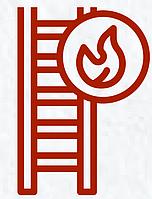 Испытание пожарных лестниц и ограждений, с выдачей протокола испытания