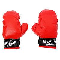 Детские боксерские перчатки 'Ярость'