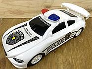 Полицеская спорт машина, фото 3