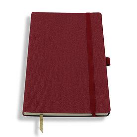 Блокнот Cayenne, красный