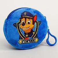 Щенячий патруль. Детский кошелек 'Гончик' Щенячий патруль, 9х9cм