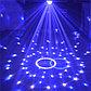 Праздничный лазерный проектор MP3 LED Magic Hall Light, фото 2