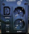 ИБП 650ВА / 390Вт c АКБ 8Ач, 3 Schuko CEE7, 1 IEC C13, USB, EA200, источник бесперебойного питания, фото 2