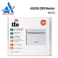 Модем LTE 300 Мбит/с CPE WIFI работает на любой сим карте Роутер 4G