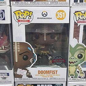 Funko Pop Doomfist  351
