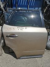 Дверь правая задняя Nissan Murano Z 50.