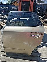 Дверь левая задняя Nissan Murano Z 50.