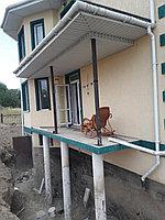 Подьем и выравнивание просевших домов
