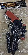 820-7 Пистолет муз. свет в пакете 33*17см, фото 2