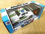 6608-13B Полицейская машина на р/у 4 функции 22*10см, фото 3