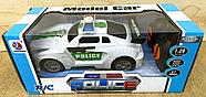 6608-13B Полицейская машина на р/у 4 функции 22*10см, фото 2