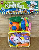 0014-2-6 Кухня в пакете My little chef 34*22см