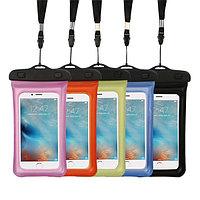 Универсальный водонепроницаемый чехол для смартфонов до 6,5 дюймов