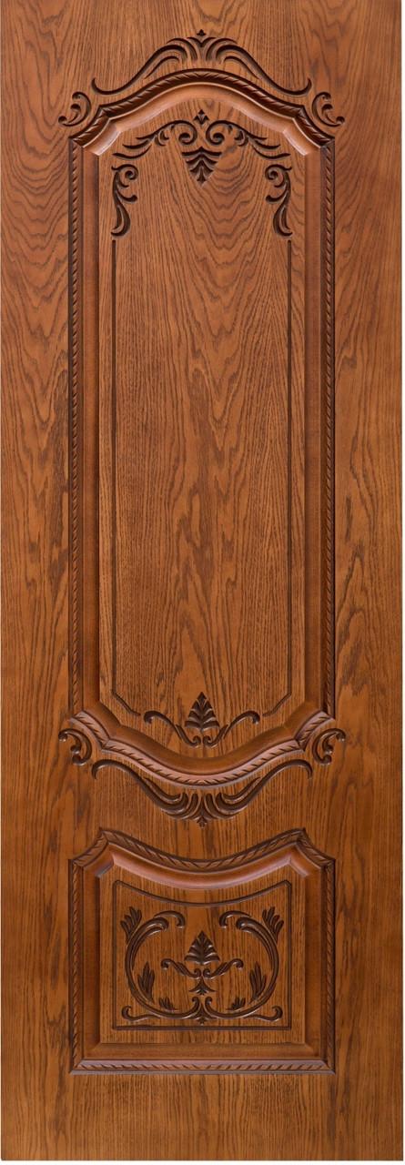 Межкомнатная дверь ДГ Наоми орех-2