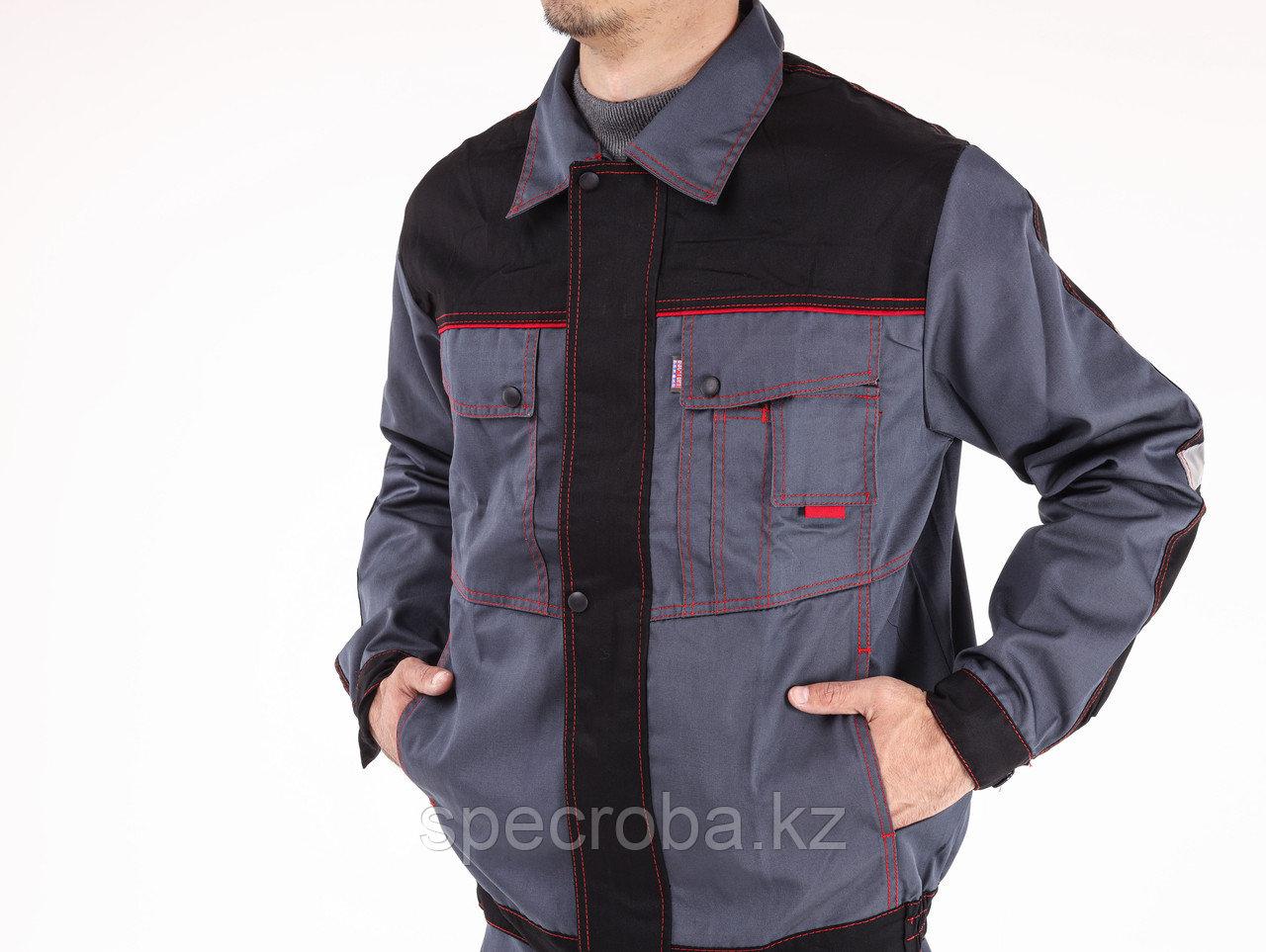 Костюм летний Арт-19, (куртка - полукомбинезон)