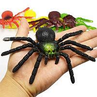 Паук резиновый большой