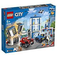 Lego 60246 Город Полицейский участок