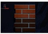 Фасадные панели классический кирпич, фото 1