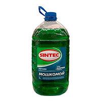 Стеклоомывающая жидкость Sintec летняя ПЭТ 5л.