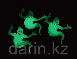 Привидение фосфорное на Хэллоуин