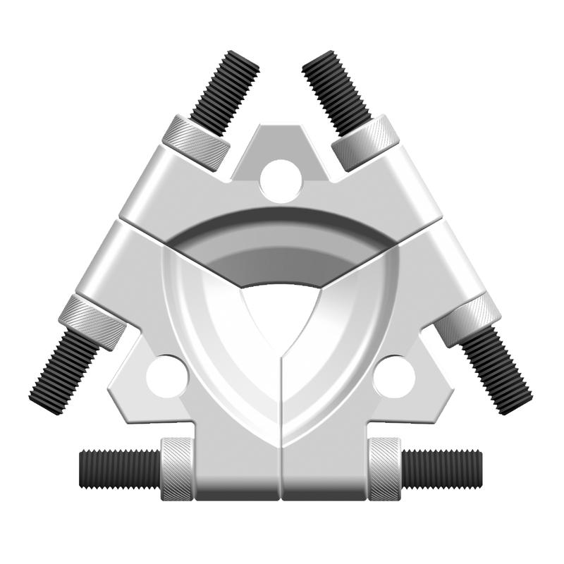 Трёхсекционные съёмные пластины SKF серии TMMS