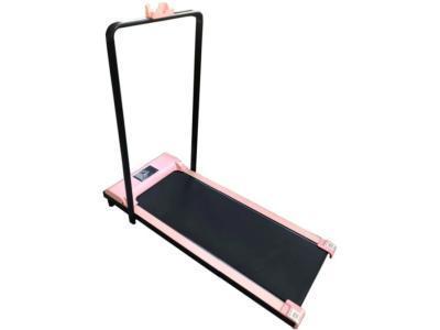 Беговая дорожка DFC Slim Pro розовый