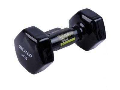 Гантель ONLITOP 534252 5 кг