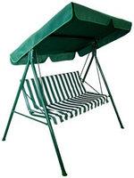 Садовые качели ADLER 4150902 зеленый