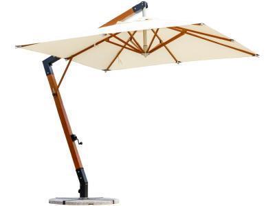 Зонт Art Home Wood W-Lux бежевый