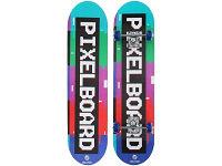 Скейтборд Onlitop Pixelboard 5290552 мультиколор 28