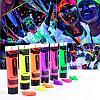 Краска грим неоновая светящийся в ультрафиолете 14,2мл