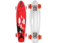 Скейтборд Onlitop 5290556 красный 21.6