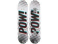 Скейтборд Onlitop Pow 5290553 белый 28