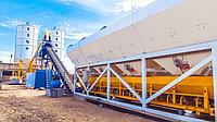 Лента-144 - бетонный завод производительностью 144 куб. м. бетона в час!